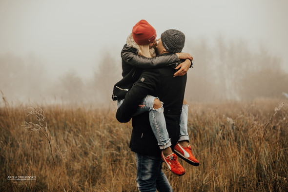 Дима и Алена - фото №1