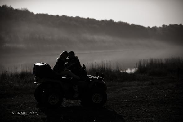 Love Story Валеры и Юли - фото №2