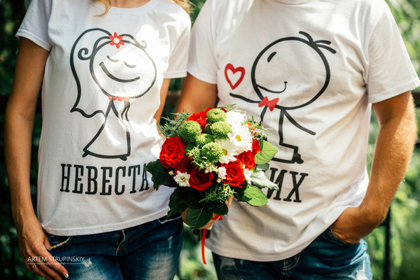 Свадьба Саши и Наташи - фото №1