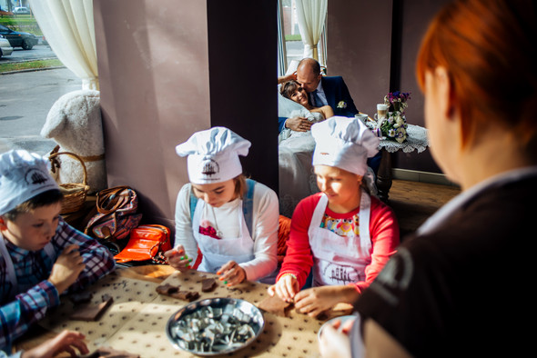 Свадьба Олега и Оли - фото №3