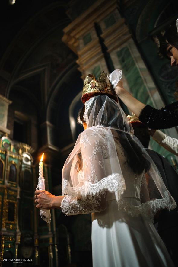Венчание Сергея и Вики - фото №5