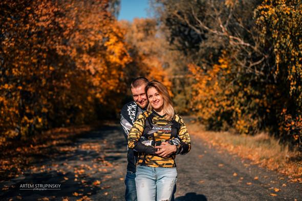 Love Story Валеры и Юли - фото №15