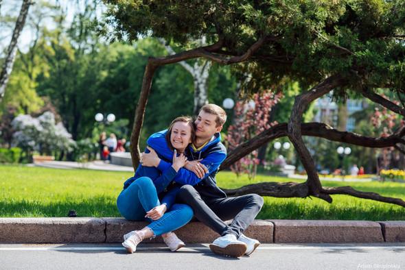 Love Story Игоря и Марины - фото №2