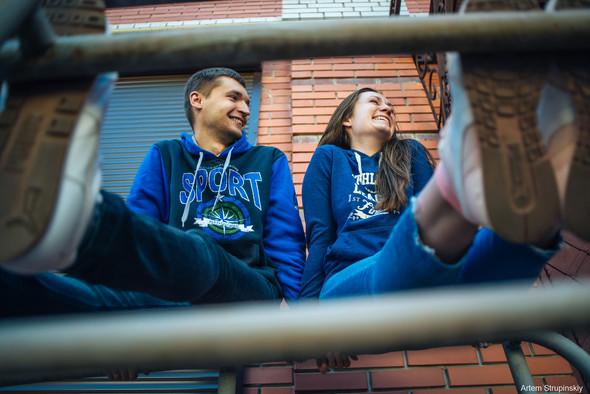 Love Story Игоря и Марины - фото №1