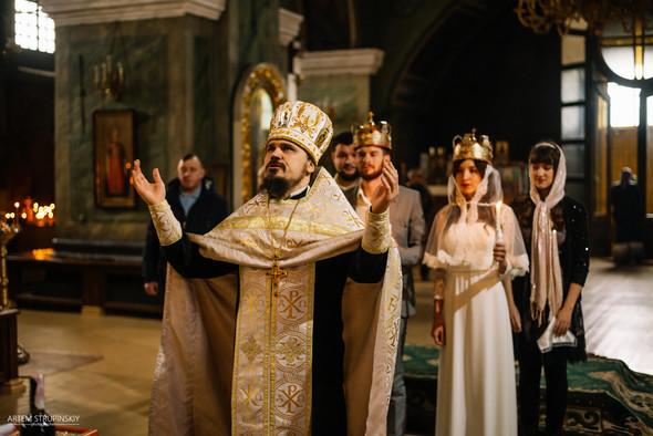 Венчание Сергея и Вики - фото №11