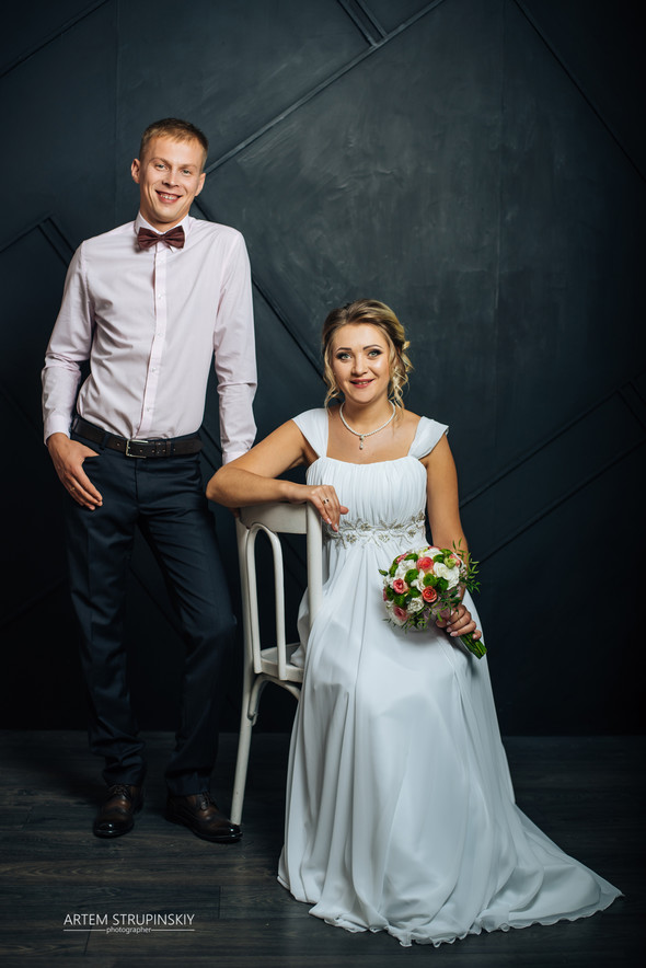 Сергей  и Даша - фото №16