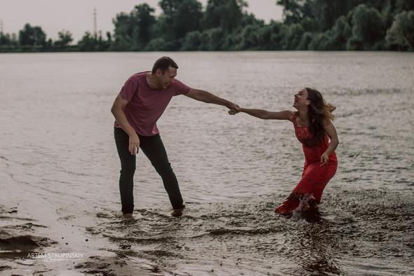 Love Story Димы и Лены - фото №7