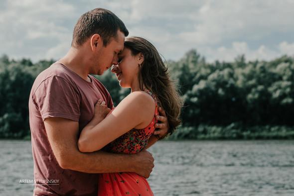 Love Story Димы и Лены - фото №15