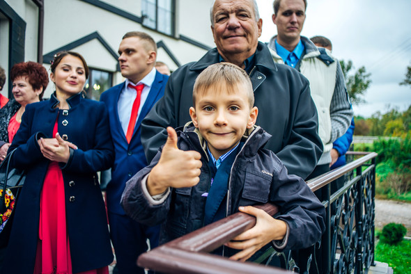Свадьба Олега и Оли - фото №24