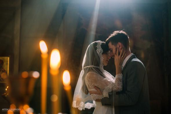 Венчание Сергея и Вики - фото №1