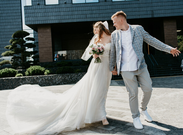 Свадьба Никиты и Ани - фото №3
