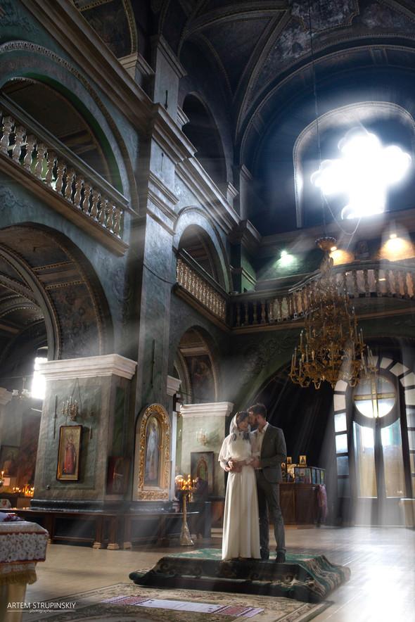 Венчание Сергея и Вики - фото №3