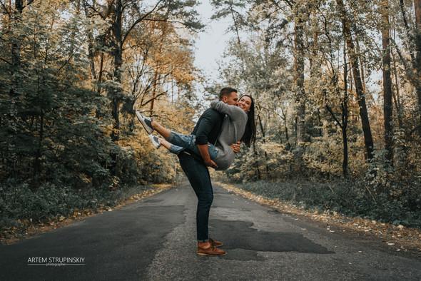 Андрей и Алина - фото №71