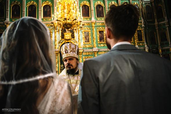 Венчание Сергея и Вики - фото №9