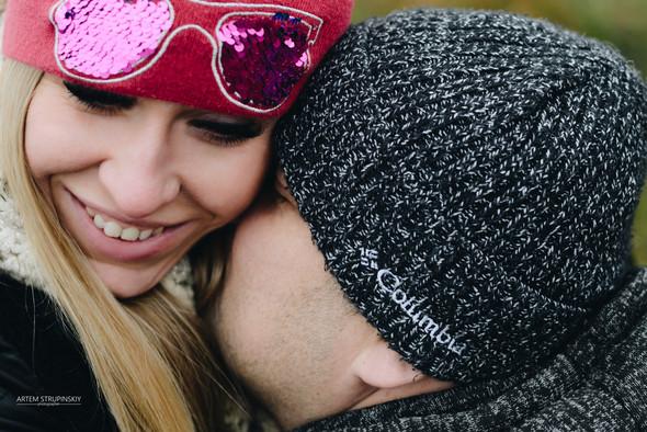Дима и Алена - фото №2
