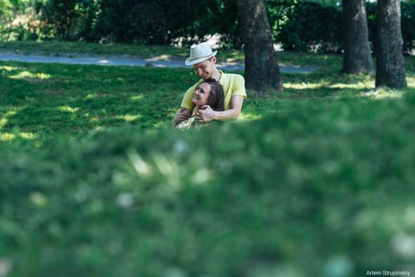 Love Story Игоря и Марины - фото №15