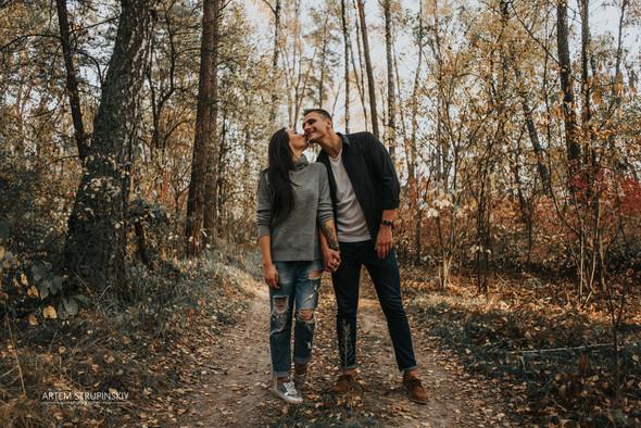 Андрей и Алина - фото №75