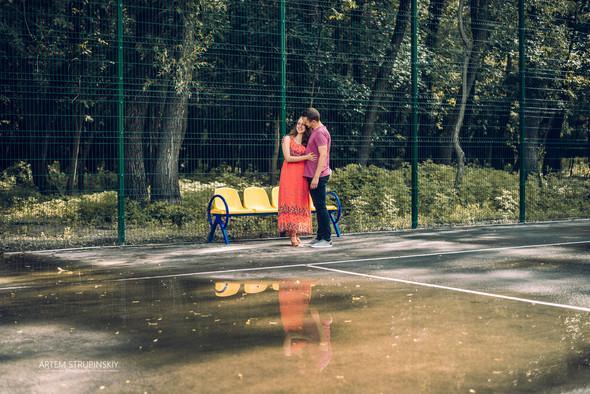 Love Story Димы и Лены - фото №10