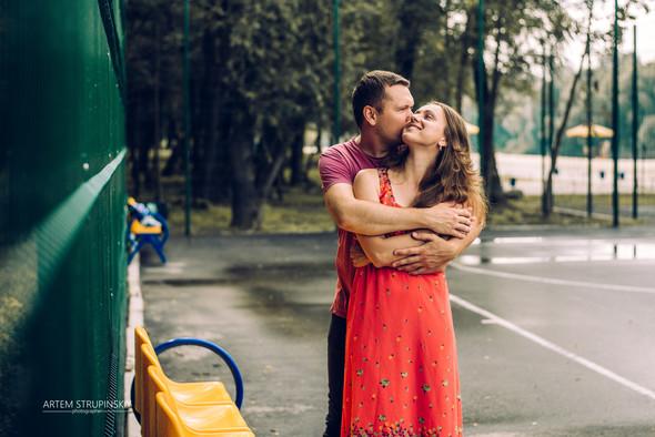Love Story Димы и Лены - фото №12
