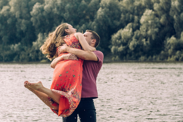 Love Story Димы и Лены - фото №14
