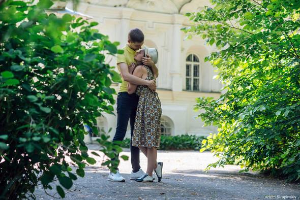 Love Story Игоря и Марины - фото №11