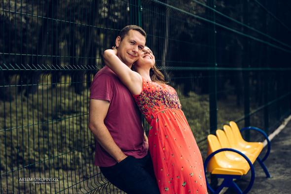 Love Story Димы и Лены - фото №17