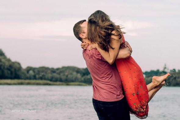 Love Story Димы и Лены - фото №30