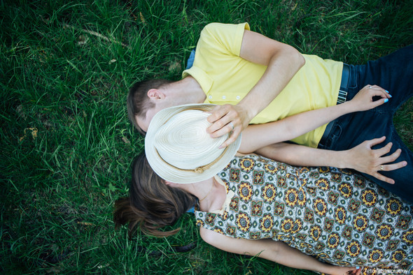 Love Story Игоря и Марины - фото №3