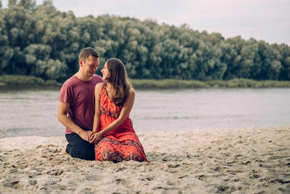 Love Story Димы и Лены - фото №23