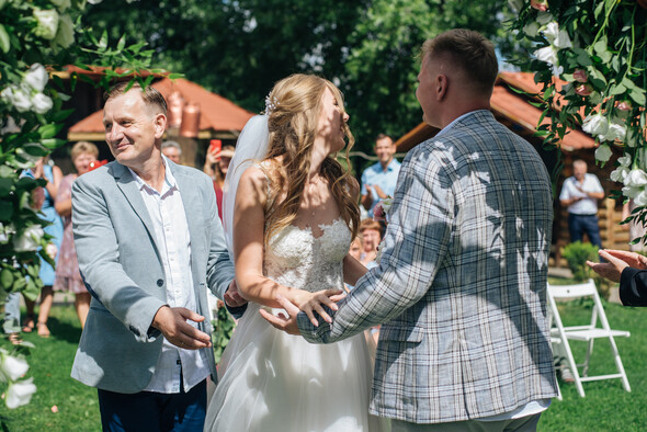 Свадьба Никиты и Ани - фото №25