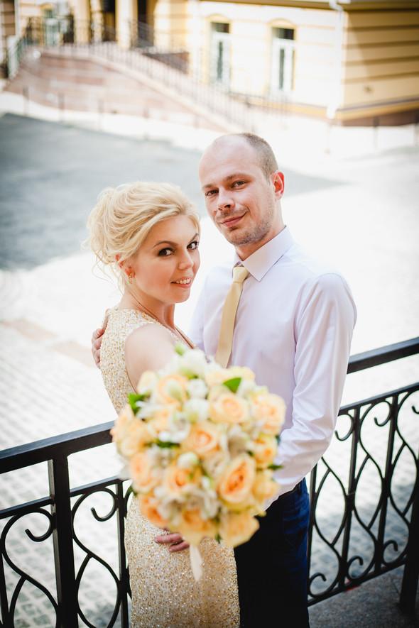Sasha & Masha Wedding - фото №47