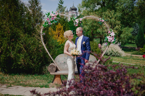 Sasha & Masha Wedding - фото №36