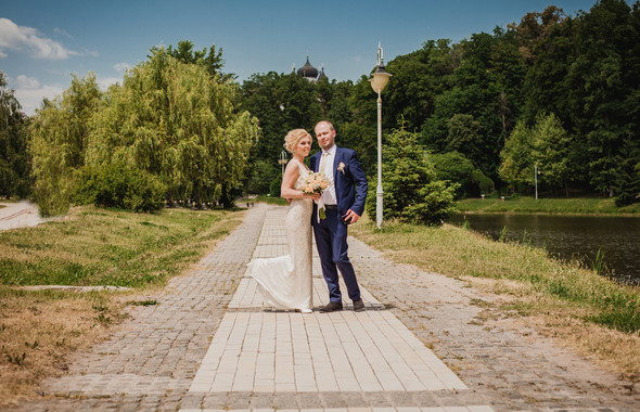 Sasha & Masha Wedding - фото №30