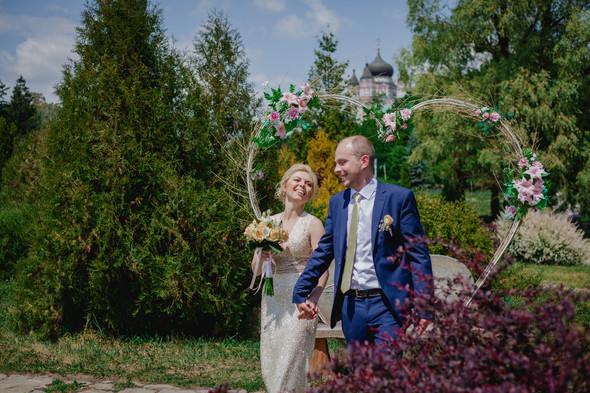 Sasha & Masha Wedding - фото №37