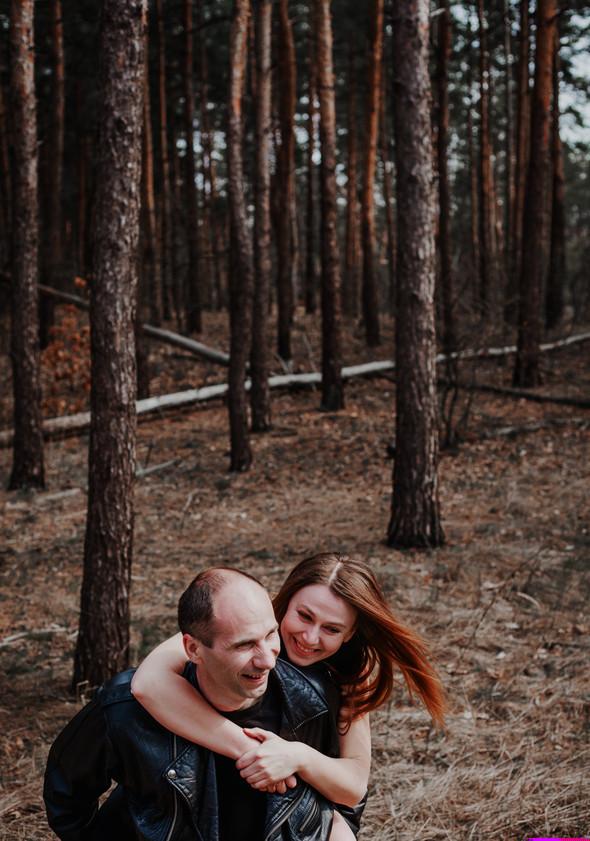Ира и Женя love-story pt. I - фото №9