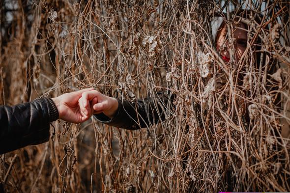 Ира и Женя love-story pt. I - фото №11