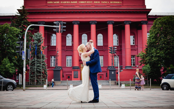 Sasha & Masha Wedding - фото №77