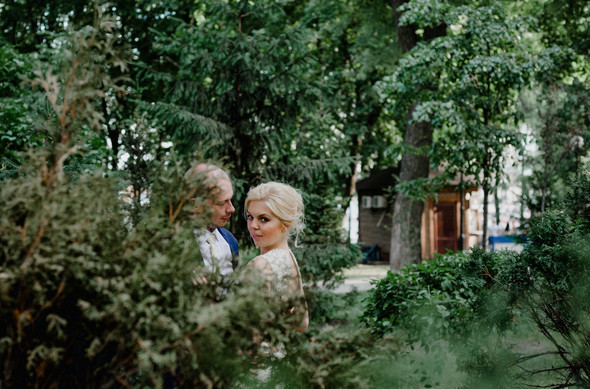 Sasha & Masha Wedding - фото №71