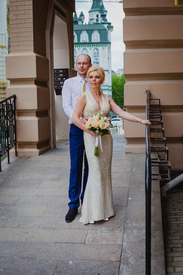 Sasha & Masha Wedding - фото №42