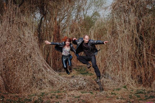 Ира и Женя love-story pt. I - фото №3