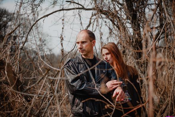 Ира и Женя love-story pt. I - фото №10