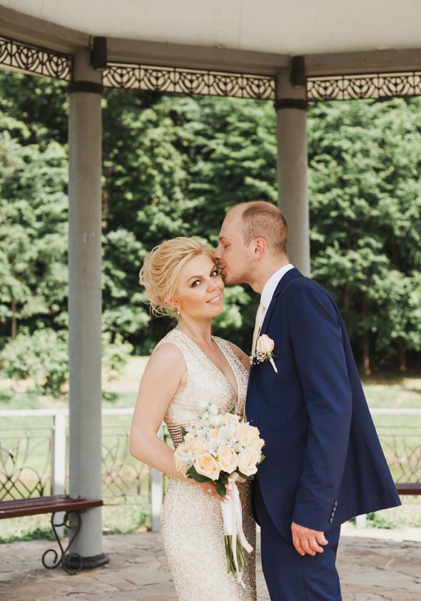 Sasha & Masha Wedding - фото №34
