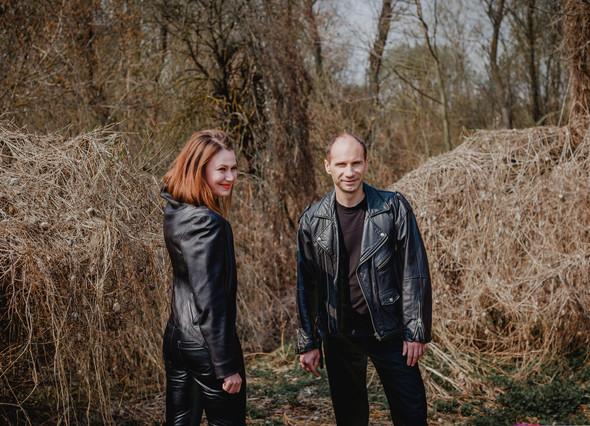 Ира и Женя love-story pt. I - фото №4