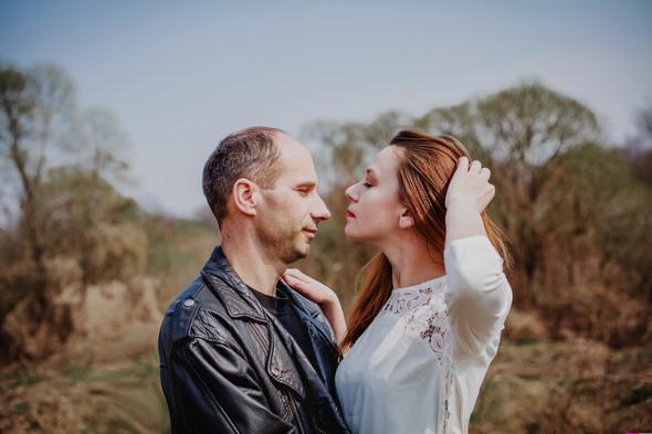 Ира и Женя love-story pt. I - фото №12