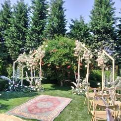 WEDS  студия свадебного и ивент дизайна - декоратор, флорист в Киеве - фото 3