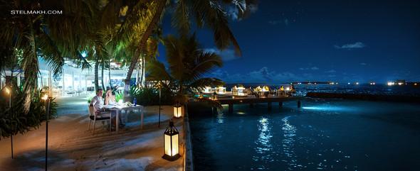 Пятрас+Настя (Мальдивы) - фото №49