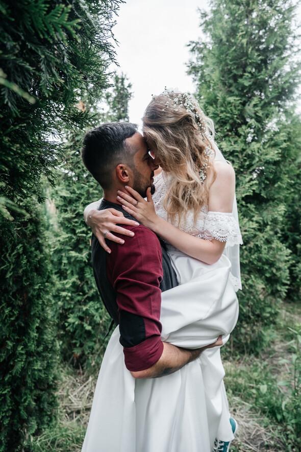 Свадьба Эдуард и Анастасия - фото №4