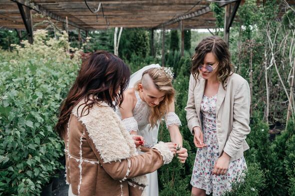 Свадьба Эдуард и Анастасия - фото №3