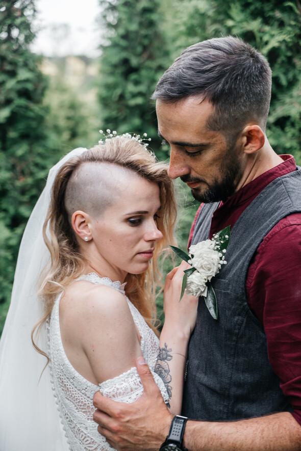 Свадьба Эдуард и Анастасия - фото №14