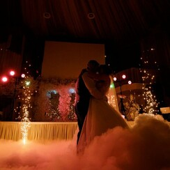 Низкий дым на первый танец в Харькове - артист, шоу в Харькове - фото 3